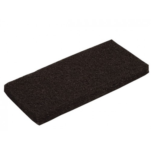 Handpad 120 x 250 mm schwarz