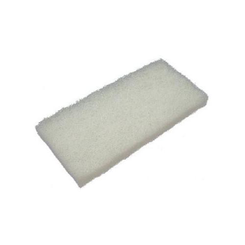 Handpad 120 x 250 mm weiss