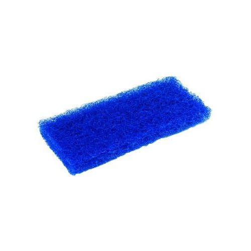 Handpad 120 x 250 mm blau