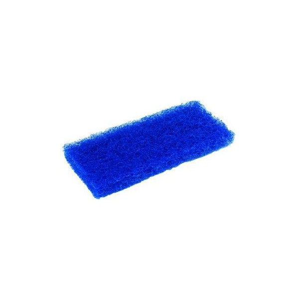 Handpad 120 x 250 mm blau