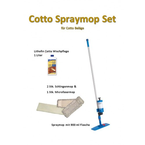 Cotto Spraymop Set Drizz FK-490