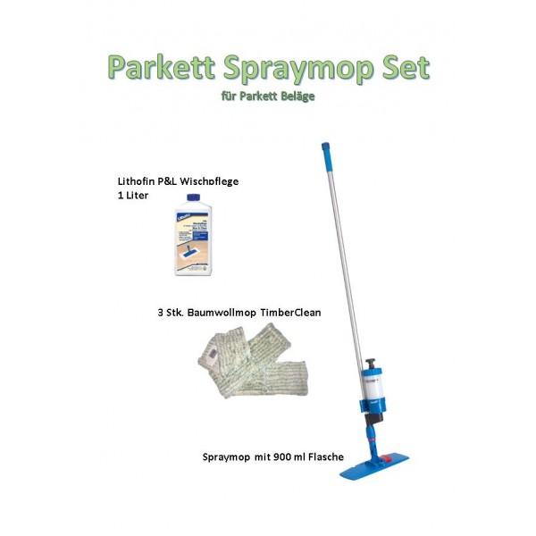 Parkett Spraymop Set Drizz FK-490