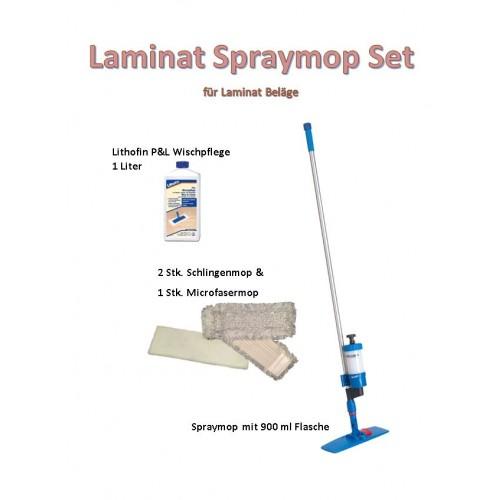 Laminat Spraymop Set Drizz FK-490