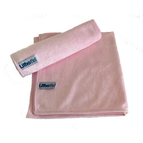 Microfasertuch rosa