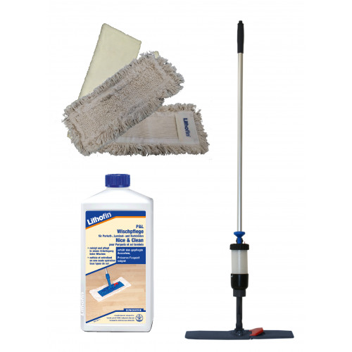 Spraymop Set LAMINAT