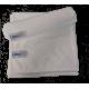 Chiffon en microfibre blanc