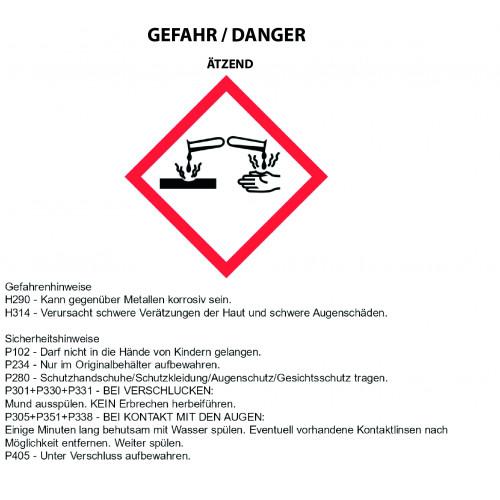 KF Zementschleierentferner 5 Liter