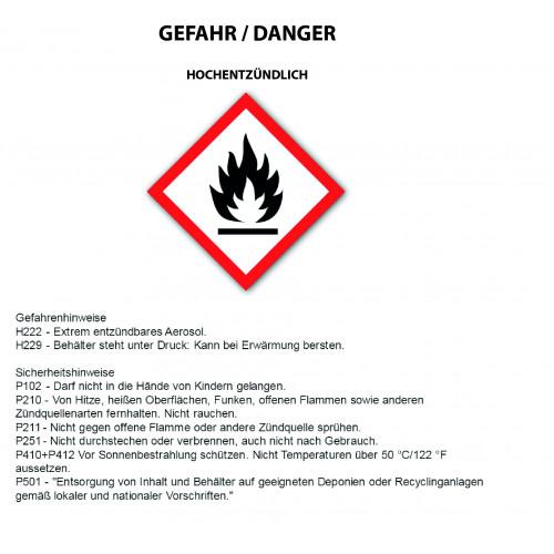 Edelstahlpflege 200 ml (Spray)